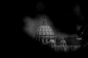 A peep at San Pietro