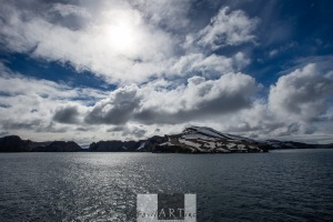 Entering Whaler's Bay